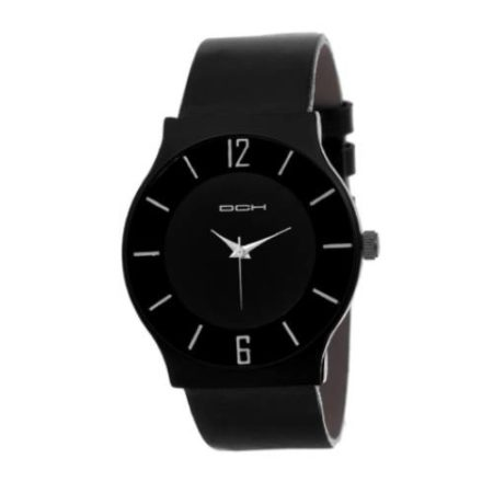Black Analogue Wrist Watch - CW105