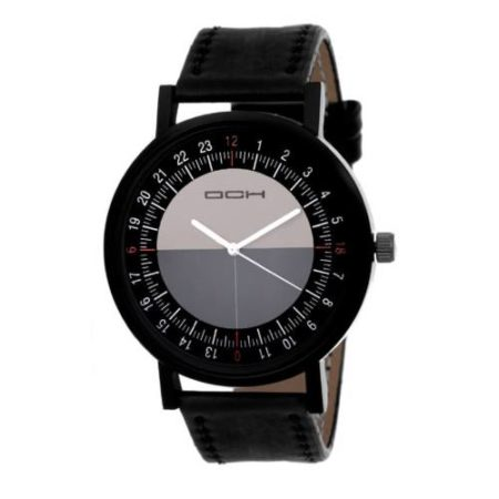Black Analogue Wrist Watch - CW106