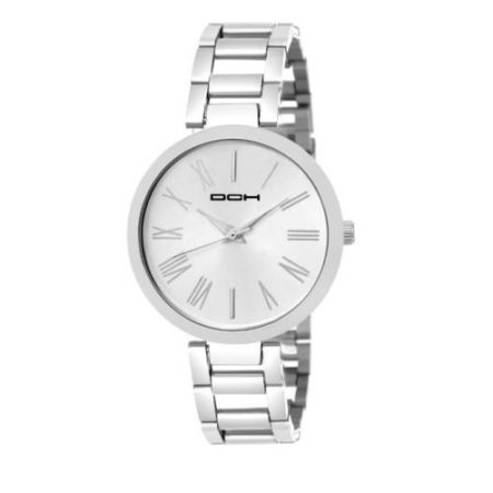 Silver Analogue Wrist Watch - CW107