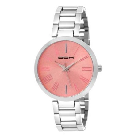Silver Analogue Wrist Watch - CW109