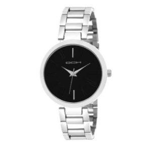 Silver Analogue Wrist Watch CW108