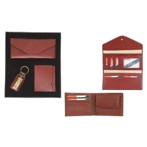 Leather Combo set (3 in one) 407