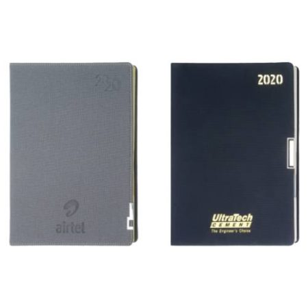 Hard Cover Diary One Date Nescafe Size