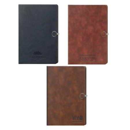 Soft Cover with Lock Diary 05