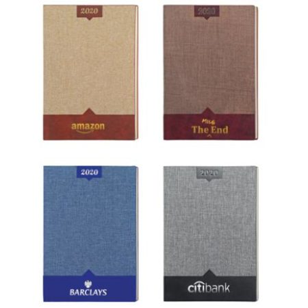 Soft Cover Notebook Diary