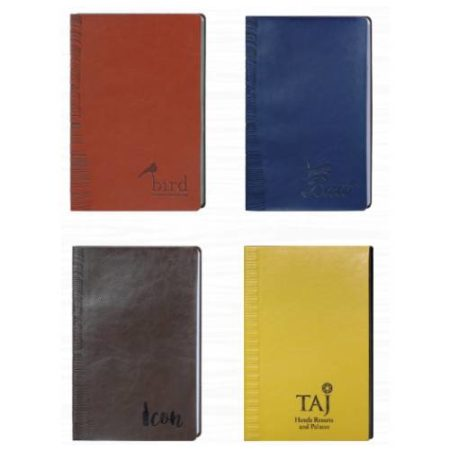 Soft Cover Notebook A5 Diary