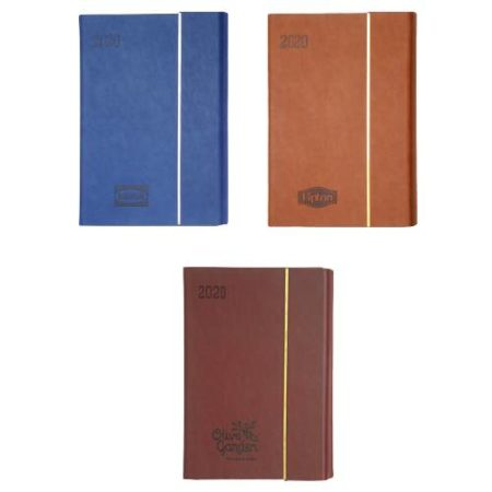 Hard Cover Diary One Dated