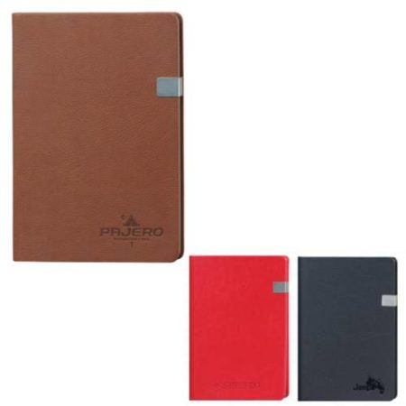 Soft Cover Lock Diary 3