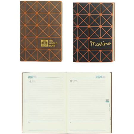 A5 Diary One Dated Soft Cover
