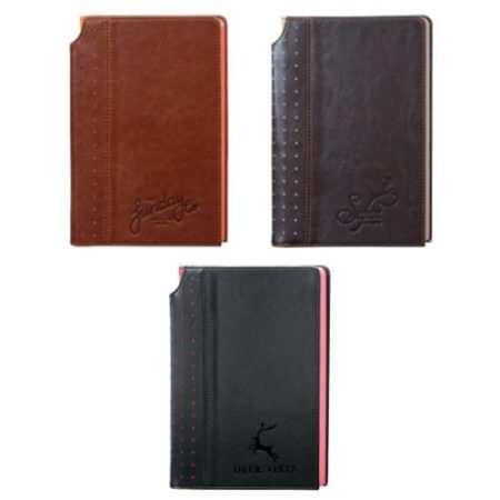 Hard Cover Note Book A5 Diary 12