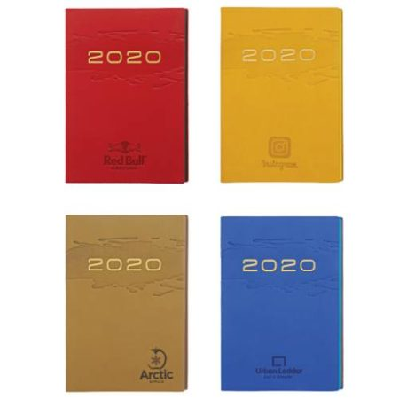 Soft Cover Notebook A5 Diary 9