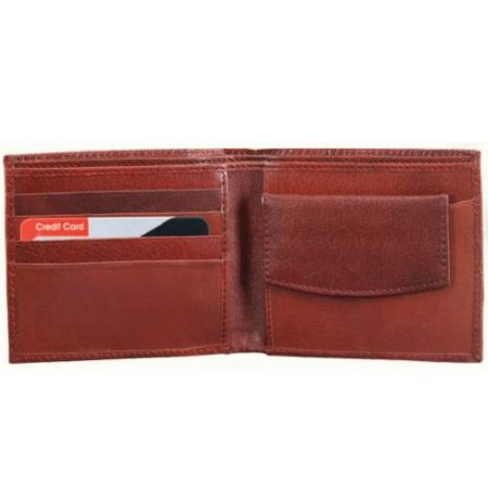Leather Gents Wallet 483