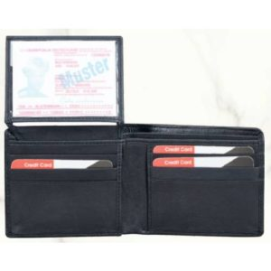 Leather Gents Wallet -367