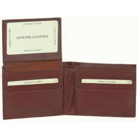 Leather Gents Wallet -371