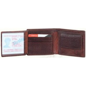 Leather Gents Wallet -373