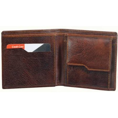 Leather Gents Wallet 484