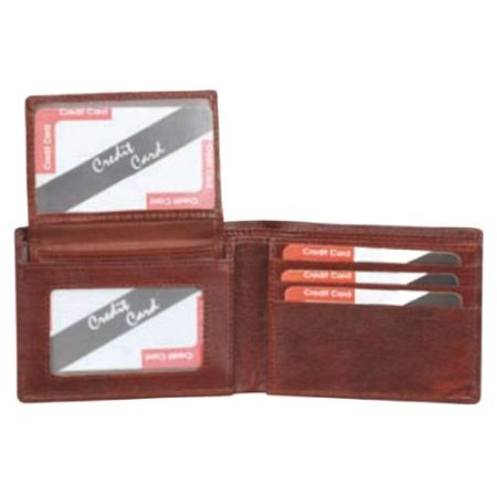 Leather Gents Wallet 485