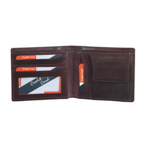 Leather Gents Wallet -366