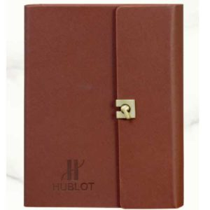 Notebook Planner with Cover A5 - 021