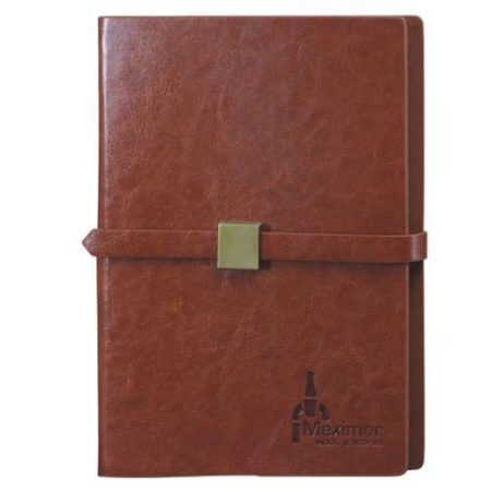 Notebook Planner with Cover A5 - 020