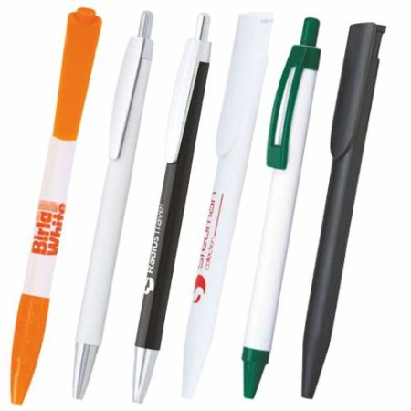 Promotional Plastic Printable Ball Pen 9017
