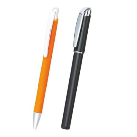 Plastic Printable Ball Pen 9018
