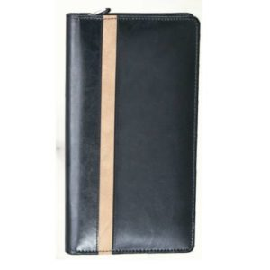 Angel Leatherite Cheque Book Zip -325