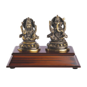 Angel Lord Laxmi & Ganesha-336 C