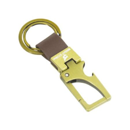 Leather Key Chain - 13