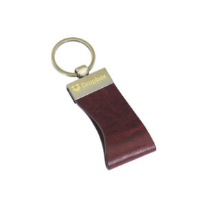 Leather Key Chain - 8