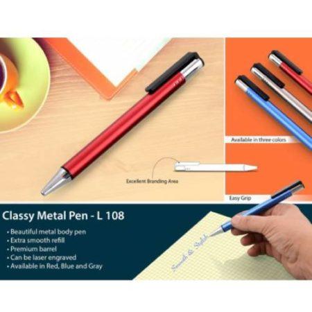 Promotional Metal Pen L108