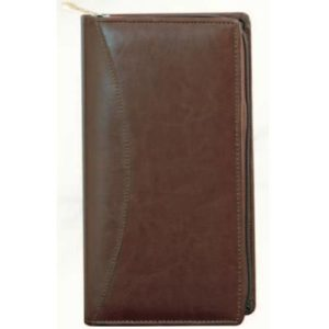 Angel Leatherite Passport & Cheque Book Holder- 330