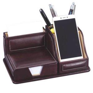 Leatherite Mobile & Slip Pad Holder-337 F