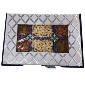 Dry Fruit Glitter Designer Box