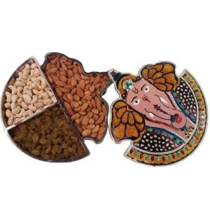 Dry Fruit Ganesha Box