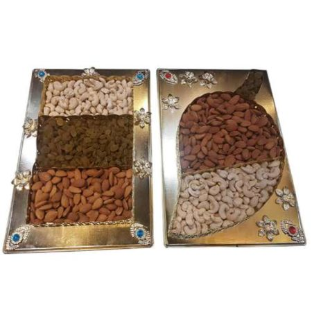 Dry Fruit Golden Box