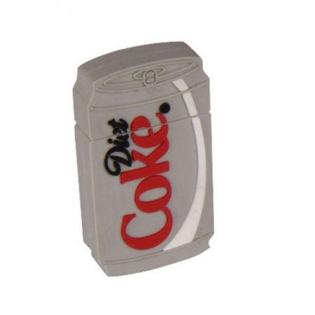 Coke Shape PVC Pendrive