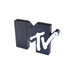 MTV Logo Shape PVC Pendrive