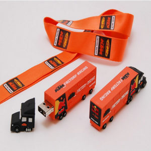 Truck Shape Pendrive 16 GB