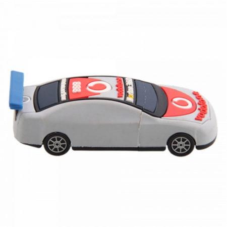 Car Shape PVC Pendrive