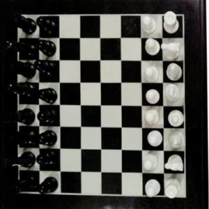 Full Marble Chess Board - 9 x 9 Inches Board