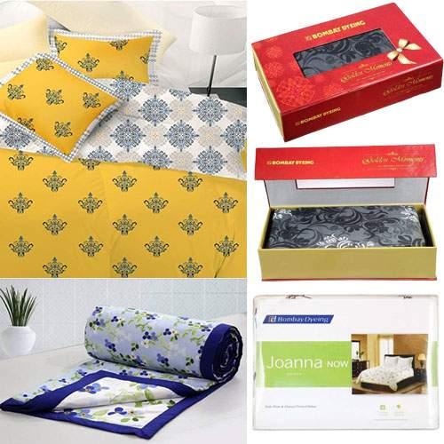 BedSheet and dohar set