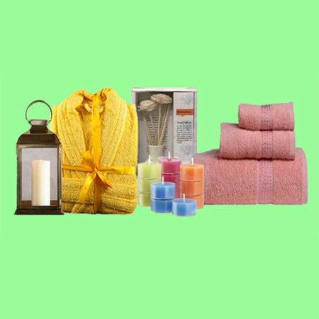 Combo Bath Set