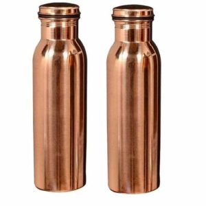 Single Leak Proof Copper Bottle