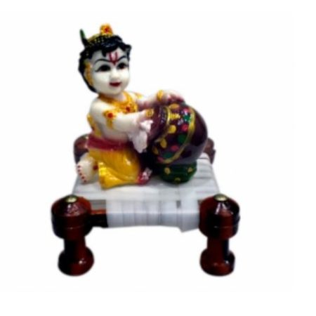 Bal Gopal, Makkan Chor, Marble handicrafts