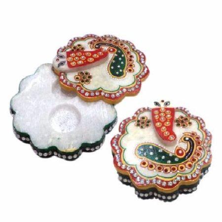 Marble Ganesh Chopra 5