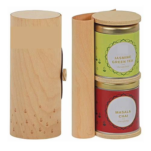 Tea Scroll Box Tea Gift Set | Best Tea Hampers