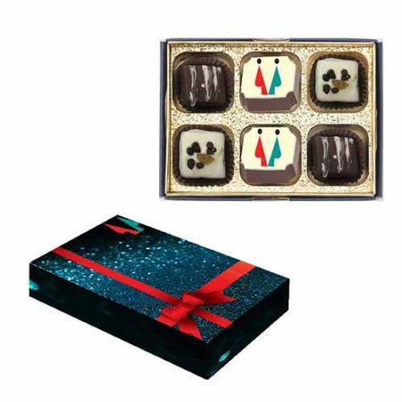 Logo Chocolates Gift Box
