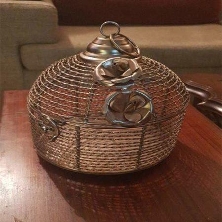 Pinja Style Metal Box