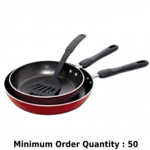 Meyer Frypan Non-Stick Cookware Set- 3 piece